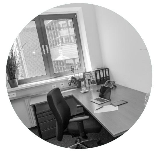 Büro mieten ab 12m²