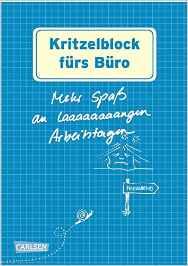 Kritzelblock fürs Büro