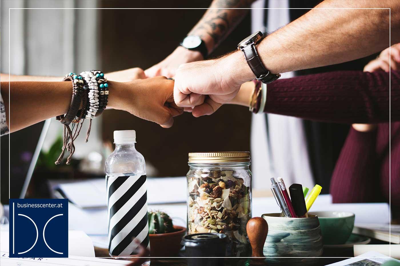 Eigenes Büro oder CoWorking – Vor- und Nachteile