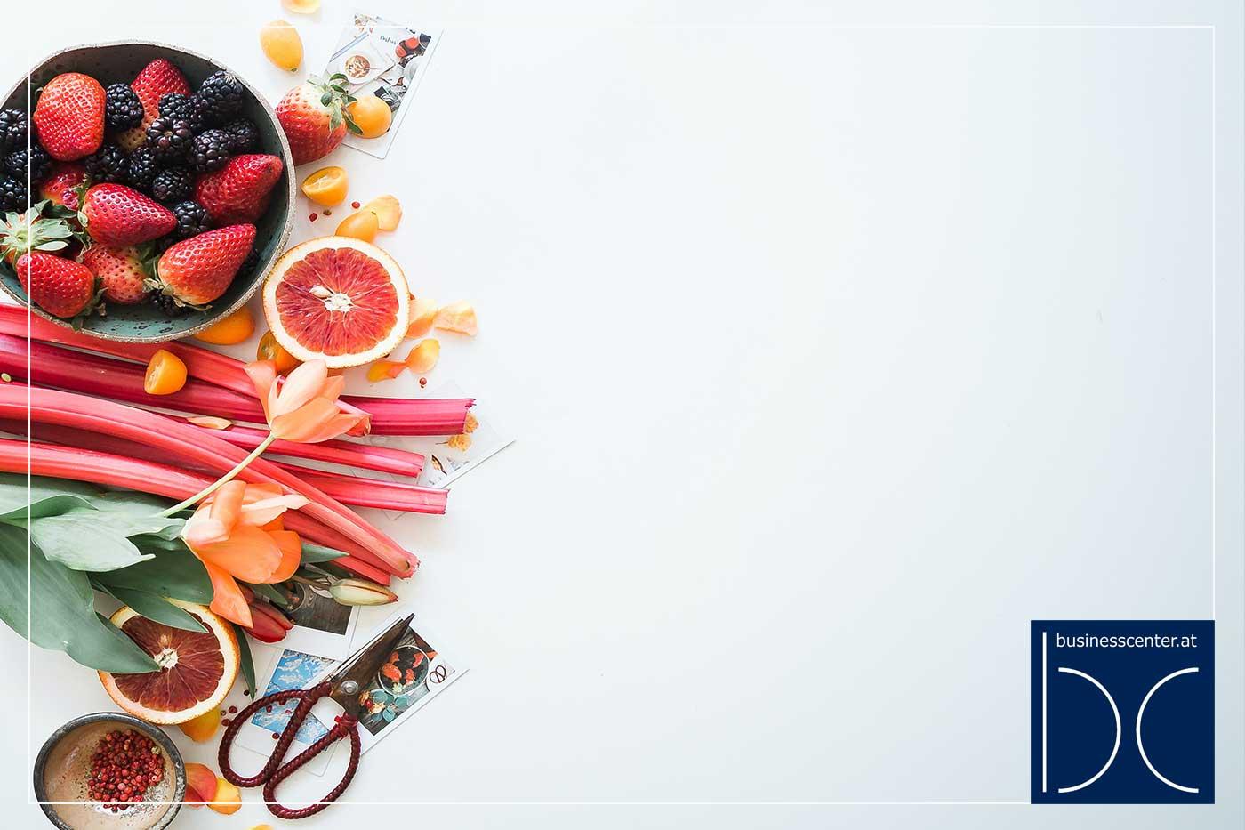 Gesunde Ernährung im Büro – 5 einfache Tipps